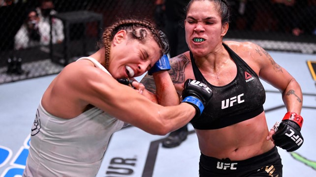Through Toughest of Times, UFC, MMA Emerge as Constants in an Uncertain Sports World